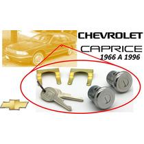 66-96 Chevrolet Caprice Chapas Para Puertas Llaves Cromadas