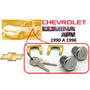 90-96 Chevrolet Lumina Apv Chapas Puertas Llaves Cromadas