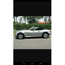 Bmw Z3 Capota Convertible Lona Canvas New