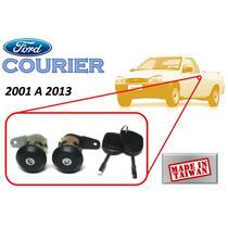 01-13 Ford Courier Chapas Para Puertas Con Llaves Generico