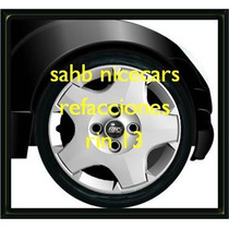 Tapon De Rin 13 Chevy C3 Con Birlo Universal Shab Nicecars