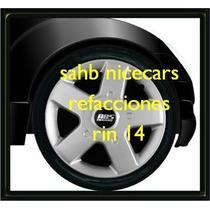 Tapon De Rin 14 Fiesta Universal Davo Nicecars