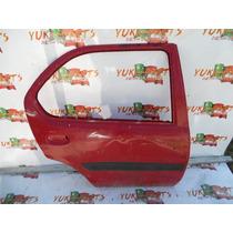Item 1785-14 Puerta Td Rojo Ford Ikon 2002-2004 70%