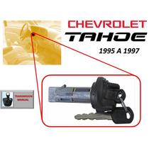 95-97 Chevrolet Tahoe Switch De Encendido Con Llaves T/m