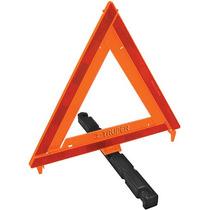 Triángulo De Seguridad De Plástico 43.5 Cm 10942