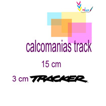 Calcomanias De Tracker