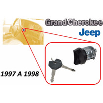 97-98 Jeep Grand Cherokee Switch De Encendido Con Llaves