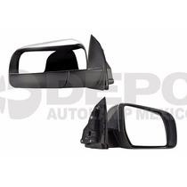 Espejo Ford Ranger 2013-2014 Der Electrico Cromado