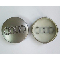 Tapas Centro Rin Audi Original Made In Germany 6 Cm Diametro