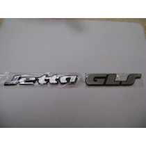 Vw Jetta A3 Jgo Rotulo >jettta Gls>