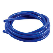Tubos Flexibles Silicona - 3mm Diámetro Interior Azul Unive