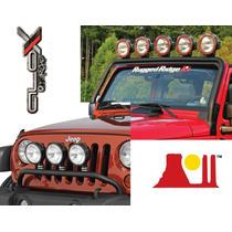 Bases Para Faros Para Jeep......... Yj-tj-jk