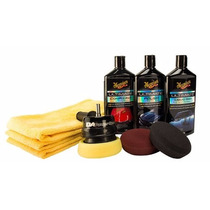 Kit De Polish Y Cera Meguiar