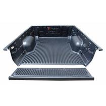 Bedliner Nissan D21 D22 94-14 Caja Larga 7.0 Con Riel