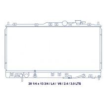 Radiador Mitsubishi Eclipse 2001-2006 L4/v6 2.4/2.7/3.0l Rdc