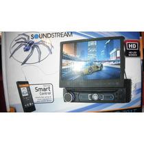 Estero Soundstream Dvd Cd Mp3 Usb Am Fm Tv Tuner Pantalla