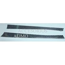 Estribo Lujo Para Vocho Cromado Aluminio Tuning Estrella