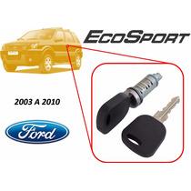03-10 Ford Ecosport Chapa Para Puerta Delantera Con Llaves