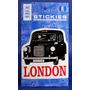 London Taxi Parachoques - Transporte Negro Cab Clásico De C