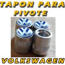 Tapón Pivote Inflado De Llanta Logo Volkswagen