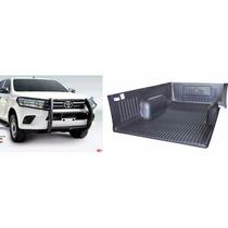 Kit Toyota Hilux 2016 Burrera Y Pendaliner Tina D/c