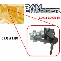 93-95 Dodge Ram Charger Switch De Encendido Con Llaves