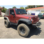 Rock Sliders Jeep Wrangler 2 Puertas Jk 07/14 4x4 Estribos