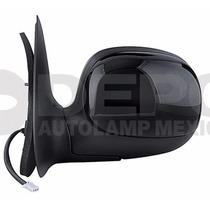 Espejo Ford F-150/f-250 1997 - 2009 Izq Electrico Negro