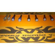 Seguros Puerta Vocho En Aluminio Con Emblema Vw