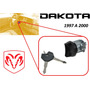 97-00 Dodge Dakota Switch De Encendido Con Llaves
