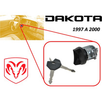 97-00 Dodge Dakota Switch De Encendido Con Llaves