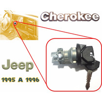 95-96 Jeep Cherokee Switch De Encendido Con Llaves