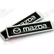 Autocristales Mazda Parabrisas Medallon Quemacocos Aletas
