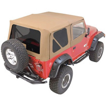 Toldo Jeep Wrangler Modelos Tj Yj Jk Originales