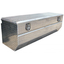 Caja De Herramientas 52 Tipo Baul Ford Color Aluminio