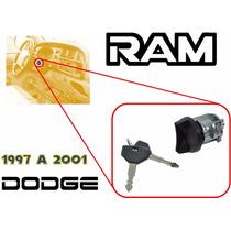 97-01 Dodge Ram Switch De Encendido Con Llaves