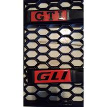Kit De Cantoneras Estribos Molduras Emblemas Gti Gli A2 Mk2
