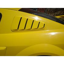 Par Tomas De Aire Ventanilla Mustang 05_09 Windowlouverspar