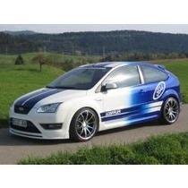 Faldon Delantero Focus St Stoffler Ford Gcp