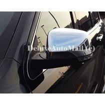 Durango Dodge Cromo Espejos Media Luna Importados De Lujo