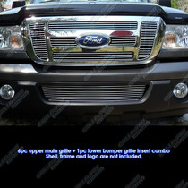Ford Ranger Parrilla Billet 2001 2002 2003 2004 2005 2006