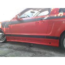 Estribos Laterales Mustang 2005