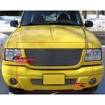 Ford Ranger Edge Parrilla Billet 2001 2002 2003