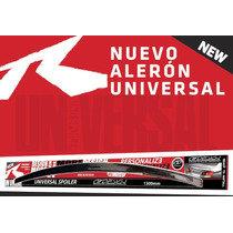 Euro Lip Universal Air Design, En Poliuretano Flexible Negro