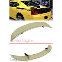 Spoiler Aleron Dodge Charger 2005-2010