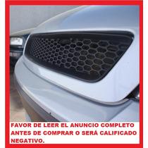 Parrilla Delantera De Panal Para Chevrolet Corsa