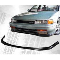 Spoiler En Facia Defensa Honda Accord 1990 - 1993 Nuevo!!!