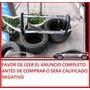 Tumbaburros, Burrera De Centro, Bull Var Ford Con Bases