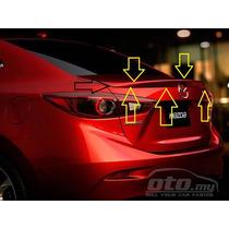 Spoiler Mazda 3 2014 - 2015, Colores Originales