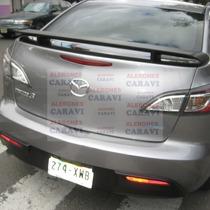 Mazda 3 Spoiler De Cajuela Modelo Rt , Nuevo , Caravi